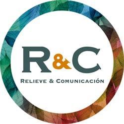 Logotipo Relieve y Comunicación